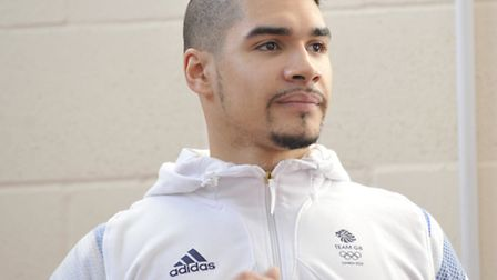 Huntingdon Gymnastics Club star Louis Smith is hoping to earn selection for his third Olympic Games.