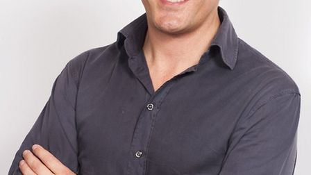 Michael Holmes, property expert, The Homebuilding & Renovating Show
