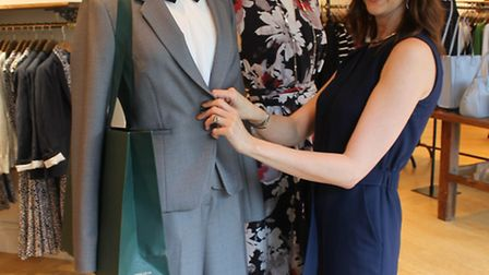 Experts will be on hand to give event-goers tips on how to kit out their workwear wardrobe