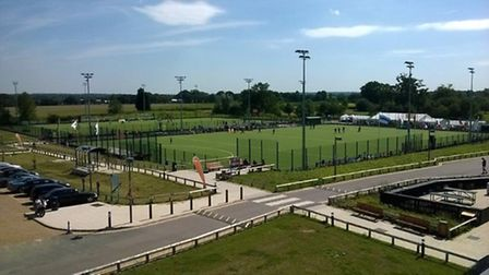 Oaklands College will be the base for the Hockey Futures Cup in 2016 and 2017