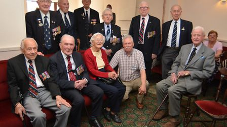 Bomber Command Veterans Day, at Godmanchester Commrades Club,