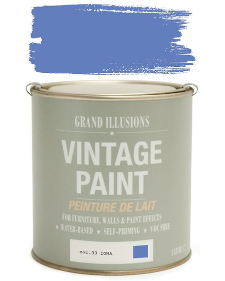 2. Paint and distress wooden furniture in knocked-back hues