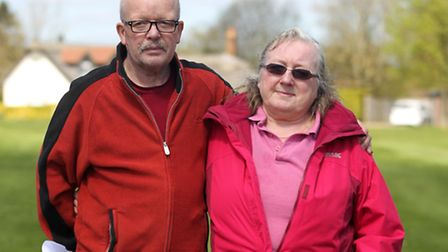 David Govan and his wife Marilyn were found guilty of breaching noise abatement orders