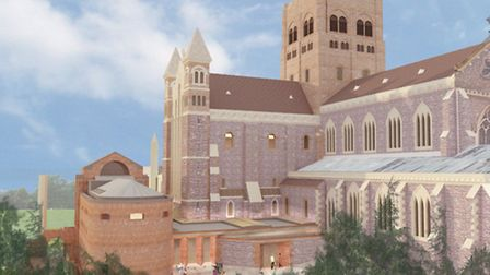 """The Heritage Lottery Fund has awarded a grant for St Albans Cathedral's """"Alban, Britains First Saint"""
