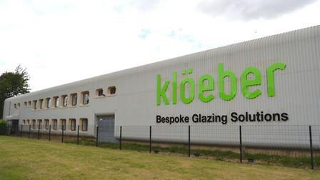 Kloeber new premises, in Huntingdon, (l-r) Co Owners Lee Green, and Matt Hicks.