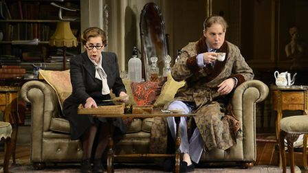 Theatre Royal Bath June 2016 Dress RehearsalPresent Laughter by Noel Coward Directed by Stephen Un