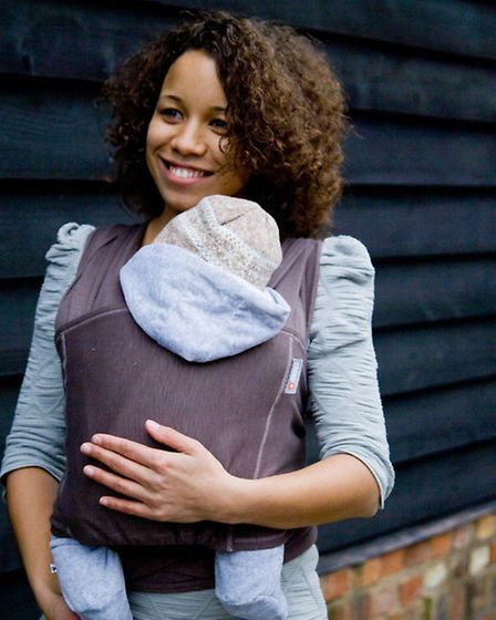 The Close Caboo baby carrier