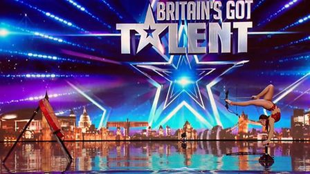 Orissa Kelly got four yes's from the judges of Britains Got Talent