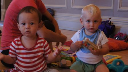 The NCT now has a new branch in Royston where parents and babies can take part in group activities a