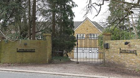 Littlecroft - the venue for the Radlett adult swingers party Edmund Echukwu attended