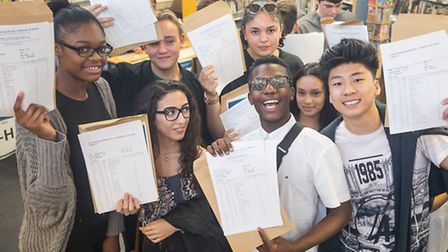 Students achieve record results for third year in a row