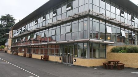 St Columba's College won a commendation from St Albans Civic Society for its recent extension