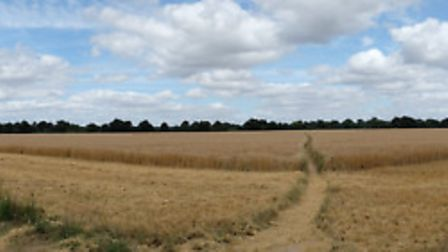 The surrounding countryside adds to the hamlet's appeal