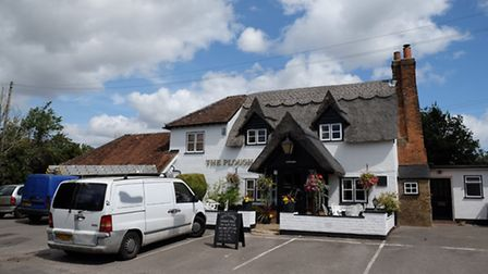 The Plough pub is much-loved by locals