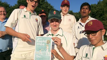 Local cricketers from all over Hertfordshire will be taking part in HAD's all-inclusive cricket day