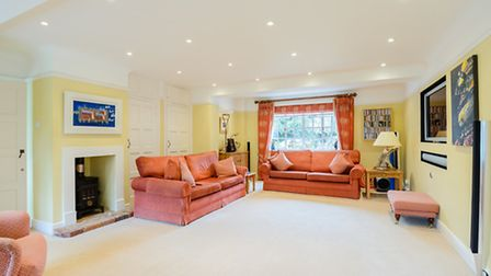 This is a spacious home in a sought-after location