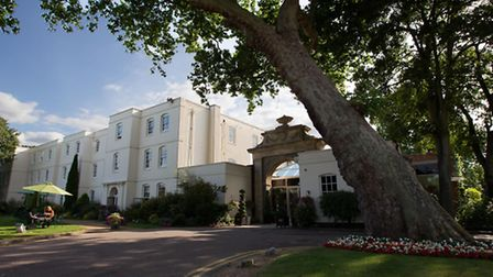 Sopwell House Hotel is close to Cottonmill