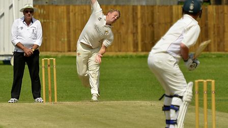 Blake Mills took four wickets as Ramsey 2nds won the Smith Barry Junior Cup Final.