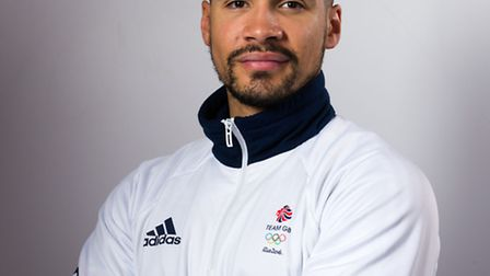 Louis Smith suffered a fall from the pommel horse. Picture: John Walton/PA Wire