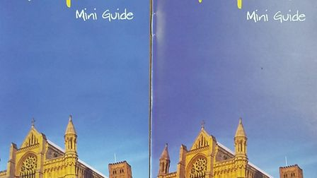 Foreign visitors to St Albans no longer have access to printed guides in their own language