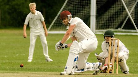 Martin Leary made 55 in Royston's sixth straight Junior One South victory of the season