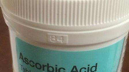 Lorraine received the incorrect amount of ascorbic acid at the pharmacy