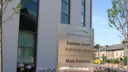 Huntingdonshire District Council will consider the plans.