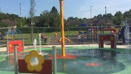 Royston Splash Park is up and running again.