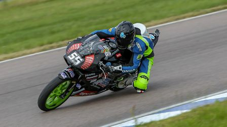 Harpenden's Jack Scott took four wins from four at Rockingham. Picture: COLINPORTIMAGES