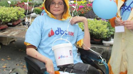 Brave 'Little Sue' - Sue Jones, otherwise known as Sue Browning, has sadly died. She had a rare cond