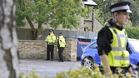 Woman allegedly raped near St Stephen's Hill in St Albans on Tuesday (20)