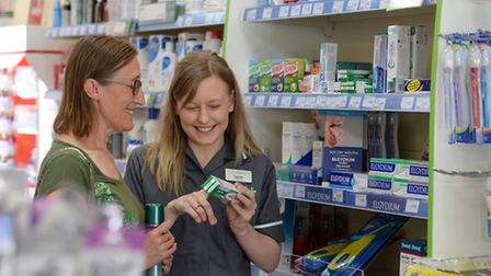 Save a trip to your local GP with the free prescription service at Avicenna Pharmacy