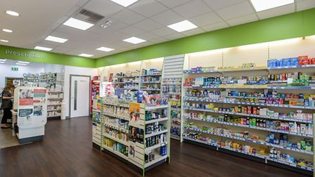 Avicenna Pharmacy is located next to Waitrose at 1 Ermine Close, St Albans.