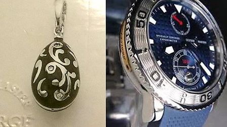 Police are appealing for information following a house burglary in Needingworth in which high-value