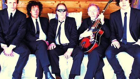 The Pretty Things are set to perform atTthe Horn in St Albans