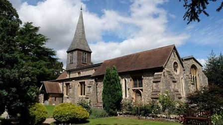 St Stephen's Church is at the heart of the community