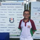 Royston Bowls Club's Glenn Williams competed in the National Bowls finals men's singles