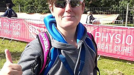 Victoria Bovill-Lamb has set up the Making Sparks Triathlon Club