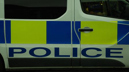 Herts Police are investigating