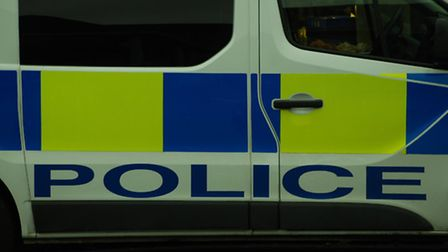 Herts Police were called to the scene