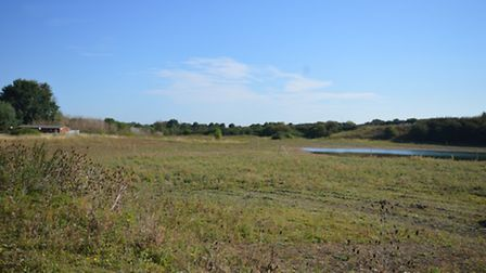 The site at Godmanchester which is going under the hammer on September 28.