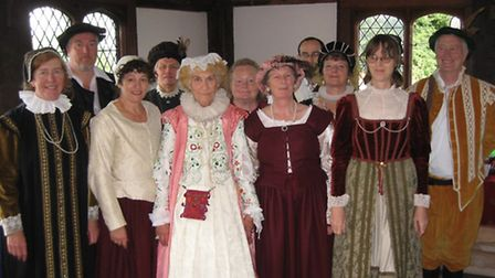 Herts Early Dance Club will be performing at Royston and District Museum's Tudor Day on Saturday.