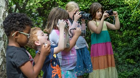 Naturally Royston are celebrating their revamp with a photography competition for children.