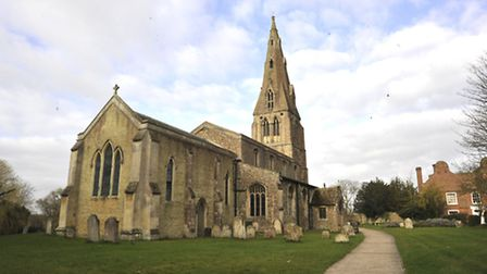 Church of St Mary Magdalene, in Warboys.