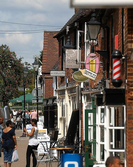From Garston to Stevenage Old Town (pictured) we've got it covered