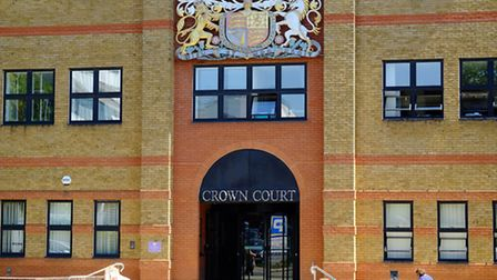 Peter Duffy appeared at St Albans Crown Court yesterday.