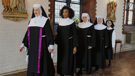 St Albans Musical Theatre Company presents Sister Act at The Alban Arena