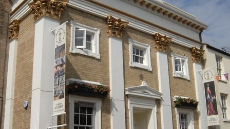 Huntingdon Town Council raises concerns over the future of Commemoration Hall