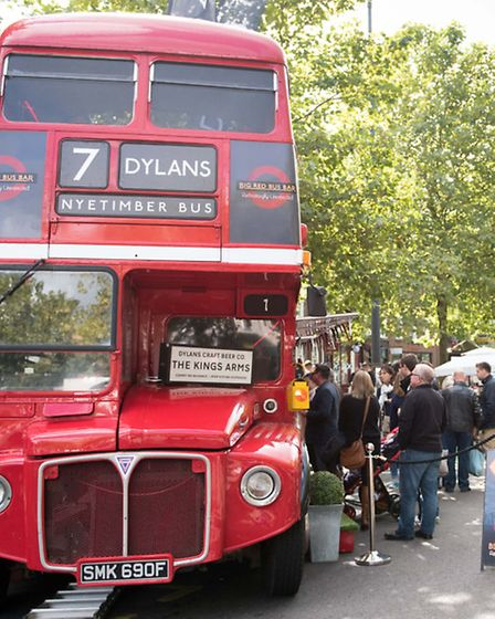 St Albans Food and Drink Festival Finale 2016