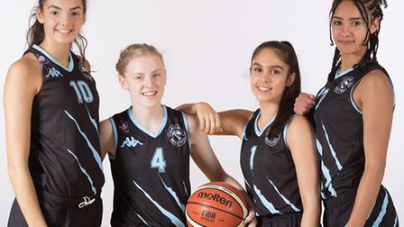 Oaklands Wolves are ready for their inaugural WBBL season
